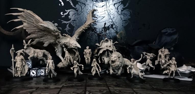 """Résultat de recherche d'images pour """"kingdom death monster"""""""