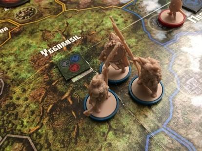 Le Clan des Corbeaux, après la bataille finale en Yggdrasil