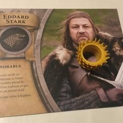 Eddard Stark, encore avec sa tête sur les épaules