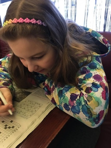 Sudoku matinal pour Alana