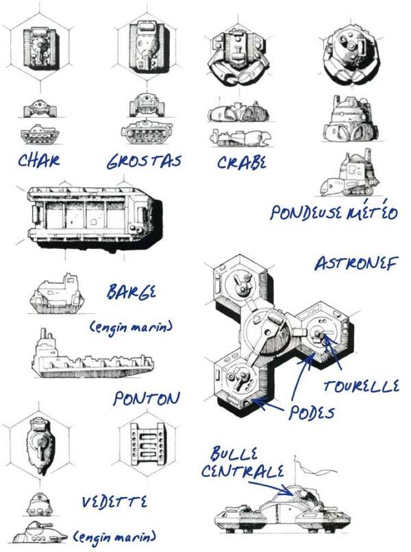 full metal planete pièces