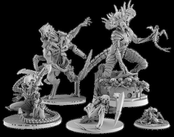 nemesis figurines